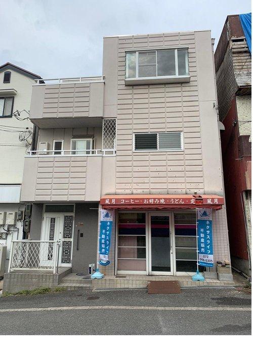 都丘町店舗付住宅1880万円外観